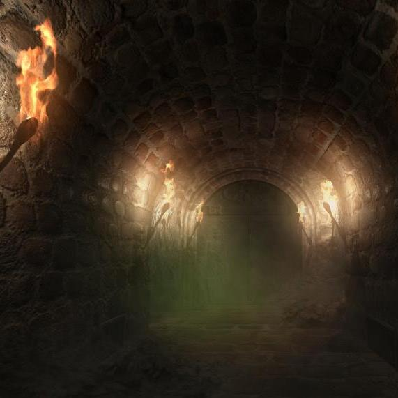 Terrifying dungeon depths from http://www.newbiedm.com/